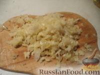 Фото приготовления рецепта: Маринованные зеленые помидоры с перцем и чесноком - шаг №10