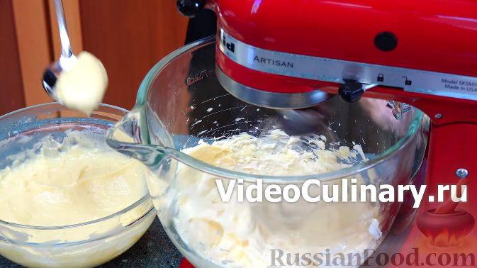Фото приготовления рецепта: Дрожжевой пирог с картошкой, грибами и зелёным луком - шаг №12