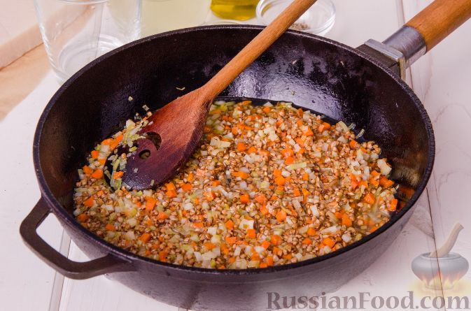 Фото приготовления рецепта: Тарт с инжиром - шаг №4