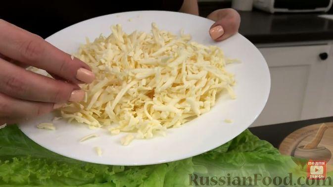Рецепты салатов с фото гамбургеров