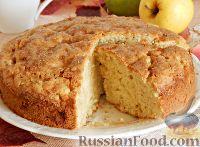 Фото к рецепту: Ирландский яблочный пирог