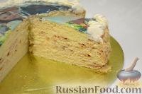 "Фото к рецепту: Торт ""Молочная девочка"" (Milch Mädchen)"
