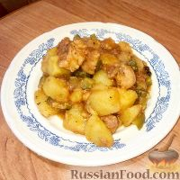 Картошка тушеная, рецепты с фото на: 275 рецептов тушеной картошки