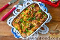 Фото к рецепту: Куриная запеканка в духовке