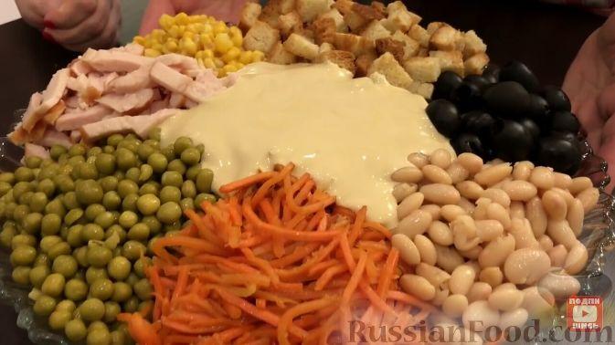 Фото приготовления рецепта: Запечённые котлеты из куриного фарша с морковью - шаг №4