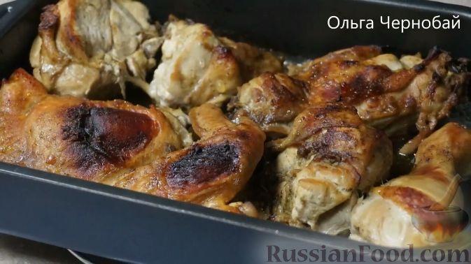 Фото приготовления рецепта: Киш с капустой и черносливом, в яично-сметанной заливке с сыром - шаг №7