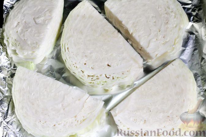 Фото приготовления рецепта: Новогодний салат «Календарь» - шаг №10