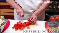 Фото приготовления рецепта: Рататулли (овощное рагу по-провансальски) - шаг №8