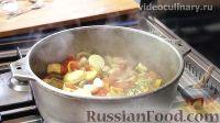 Фото приготовления рецепта: Рататулли (овощное рагу по-провансальски) - шаг №10