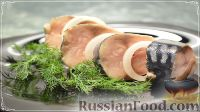 Фото к рецепту: Малосольная скумбрия