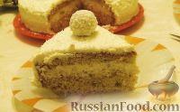 """Фото к рецепту: Праздничный торт """"Рафаэлло"""""""