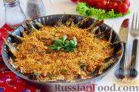 Фото к рецепту: Рыбная запеканка со шпинатом