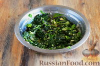 Фото приготовления рецепта: Рыбная запеканка со шпинатом - шаг №8