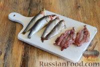 Фото приготовления рецепта: Рыбная запеканка со шпинатом - шаг №9