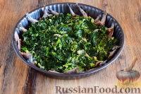 Фото приготовления рецепта: Рыбная запеканка со шпинатом - шаг №11