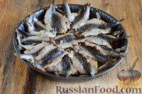 Фото приготовления рецепта: Рыбная запеканка со шпинатом - шаг №12