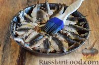 Фото приготовления рецепта: Рыбная запеканка со шпинатом - шаг №13