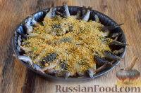 Фото приготовления рецепта: Рыбная запеканка со шпинатом - шаг №15