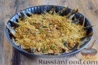 Фото приготовления рецепта: Рыбная запеканка со шпинатом - шаг №16