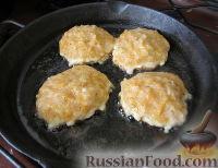 Фото приготовления рецепта: Куриные котлеты с тыквой - шаг №5