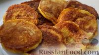 Фото к рецепту: Оладьи из тыквы