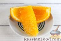 Фото приготовления рецепта: Тыквенно-апельсиновый смузи - шаг №3