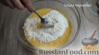 Фото приготовления рецепта: Оладьи из тыквы - шаг №7