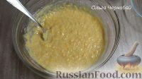 Фото приготовления рецепта: Оладьи из тыквы - шаг №8