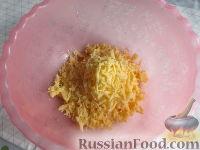 Фото приготовления рецепта: А-ля хачапури на завтрак - шаг №3
