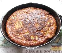 Фото приготовления рецепта: А-ля хачапури на завтрак - шаг №7