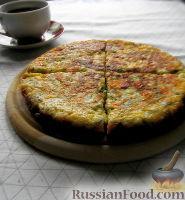 Фото приготовления рецепта: А-ля хачапури на завтрак - шаг №8