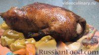 Фото к рецепту: Рождественский гусь
