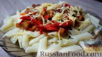 Фото к рецепту: Овощной соус к рису или макаронам