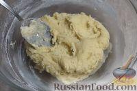 """Фото приготовления рецепта: Печенье """"Бискотти"""" с орехами - шаг №3"""