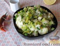Фото к рецепту: Маринованная цветная капуста