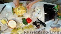"""Фото приготовления рецепта: Пирог """"Булошный"""" (из отдельных булочек с начинкой) - шаг №2"""
