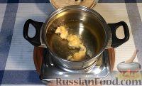 Фото приготовления рецепта: Кукурузные мини-пончики - шаг №4