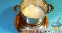 Фото приготовления рецепта: Рисовые шарики с креветками и творожным сыром - шаг №1