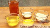 Фото приготовления рецепта: Бисквитно-фруктовый рулет - шаг №1
