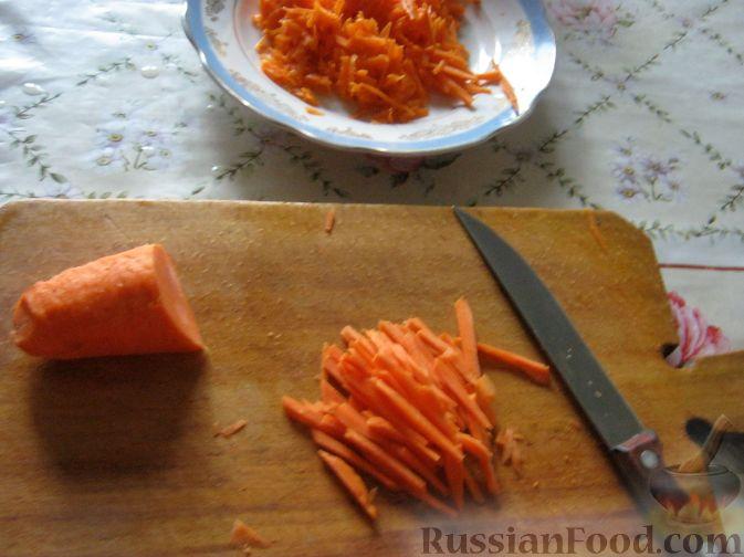 Фото приготовления рецепта: Салат из тыквы - шаг №3