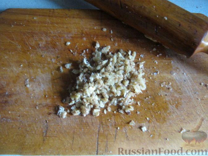 Фото приготовления рецепта: Салат из тыквы - шаг №8