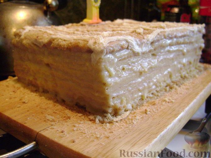 самый простой торт в мультиварке рецепты с фото