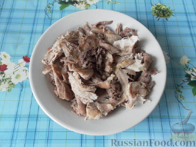 Фото приготовления рецепта: Суп харчо из свинины - шаг №6