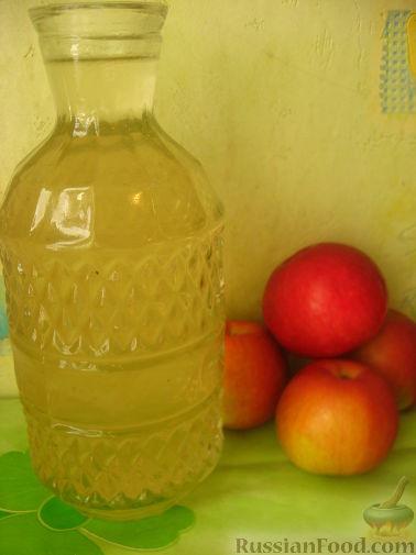 Рецепт Яблочный компот