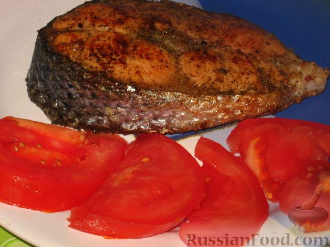 Фото приготовления рецепта: Фаршированные яйца с гречнево-грибной начинкой - шаг №8