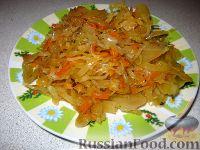 Фото к рецепту: Начинка из кислой капусты для пирожков и пирогов