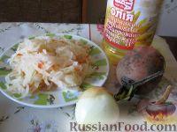Фото приготовления рецепта: Начинка из кислой капусты для пирожков и пирогов - шаг №1