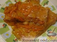 Фото к рецепту: Пангасиус в томатном соусе