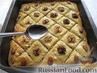 Фото приготовления рецепта: Пахлава - шаг №33