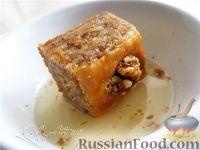 Фото приготовления рецепта: Пахлава - шаг №38